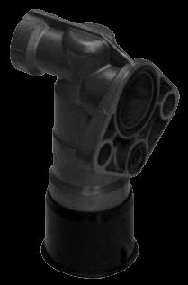 9630010127 Клапан растормаживания прицепа М16x1,5