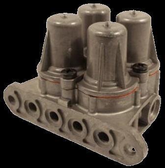 AE4440 Клапан 4х контурный защитный