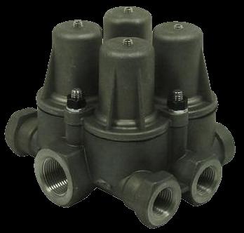 AE4448 Клапан 4х контурный защитный