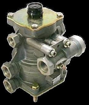 AB2840 Клапан управления тормозами прицепа