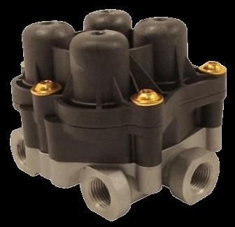 AE4162 Клапан 4х контурный защитный
