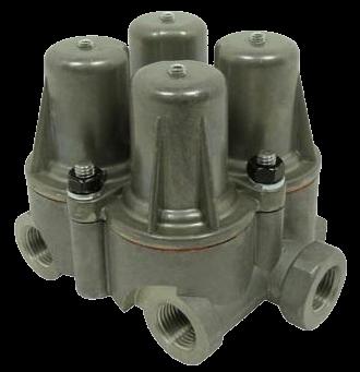 AE4179 Клапан 4х контурный защитный
