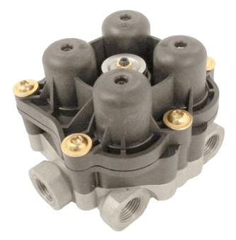 AE4610 Клапан 4х контурный защитный 10bar