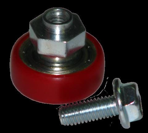 551001 Ролик D=26mm в пластике для роликовой тележки VERSUS,KOGEL
