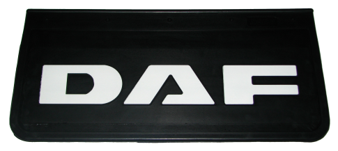 90111 Кмт DAF брызговиков передних 520x250mm