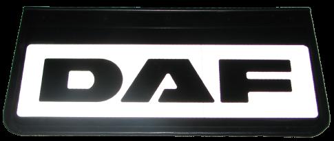 90121 Кмт DAF брызговиков передних 520x250mm СВЕТООТРАЖАЮЩИХ