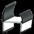 072025591 Уплотнитель задних ворот 44mm 3000mm