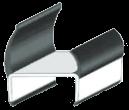 108071441 Уплотнитель задних ворот 50mm 2700mm