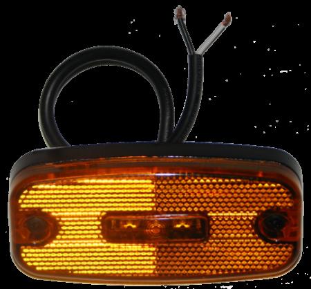 551417 Боковой маркировочный фонарь без кронштейна