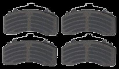 423251300 Тормозные колодки MAN TGX TGS суппорт WABCO MAXX 22