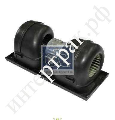 562002 Мотор вентилятора отопителя (ракушка) 24V DAF CF65-85/95XF/XF95 98-->