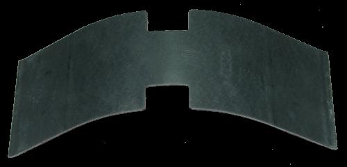 1023940 Прокладка надрессорная MRH-3M