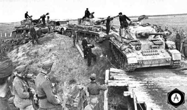 переправа Т-4 1943