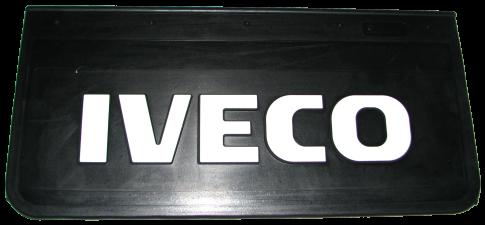 90114 Кмт передних брызговиков IVECO 520-250mm