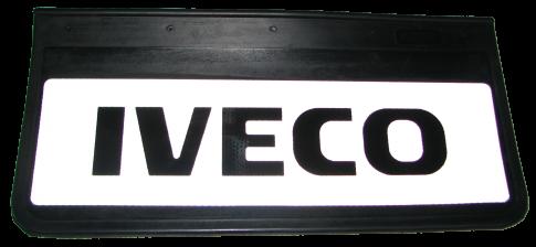 90118 Кмт передних брызговиков IVECO 520-250mm СВЕТООТРАЖАЮЩИЙ
