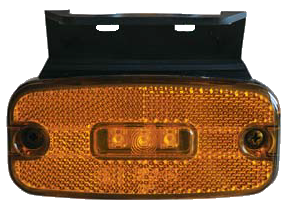 551418 Боковой маркировочный фонарь с кронштейном
