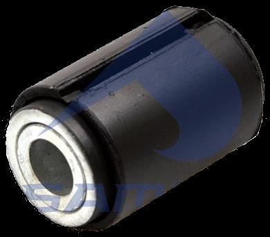 1006 Сайлентблок рессоры d24xD62x96mm MB,RVI