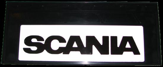 90141 Кмт задних светоотражающих брызговиков 660-270mm SCANIA