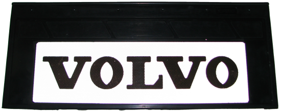 90142 Кмт задних светоотражающих брызговиков 660-270mm VOLVO