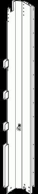 596385 Передняя левая угловая стойка