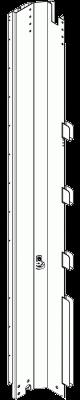 596386 Передняя правая угловая стойка