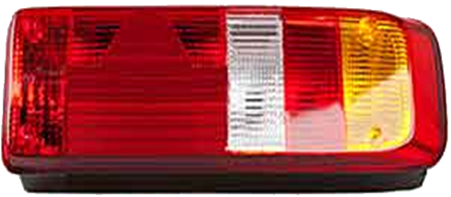 TransMash RUS. 5611438. Фонарь задний правый KRONE с проводом_