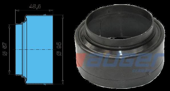 0312045150 Кольцо маслоотражательное подшипника ступицы BPW