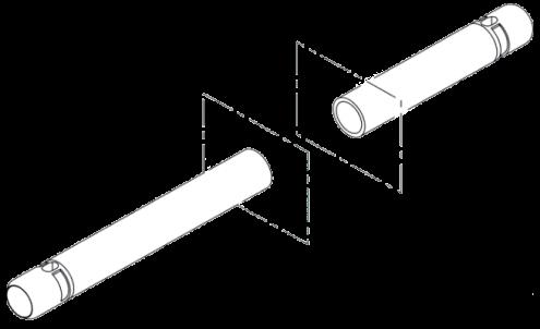 575436 Труба DIN 2394-60,0X1,20 каркаса крыши продольная