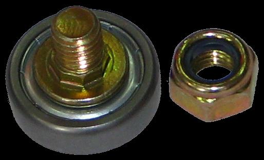 83004 Кмт ролика и гайки сдвижной крыши EDSCHA