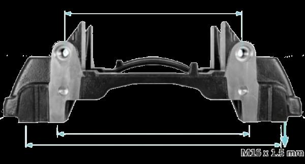 K012619 Скоба тангенциального суппорта SK7 BPW