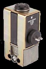 EA1152 Клапан электромагнитный управления пневмоподвеской