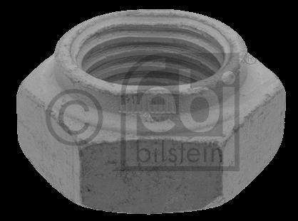 0703035 Гайка М30X3,5 H=24mm болта рессоры
