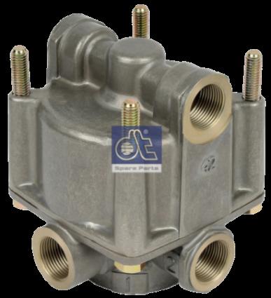 372045 Клапан тормозной системы ускорительный