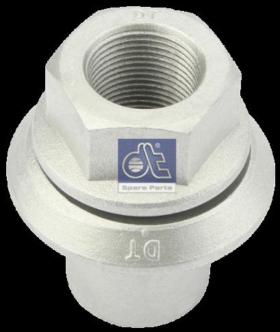 DieselTechnic. 3.61152. гайка колесная для алюмин. колесных дисков M22x1.5 H=27/62 10.0 SW32   BPW,MAN