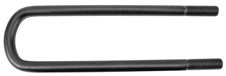 262136 Стремянка М24x3 420x92mm Volvo