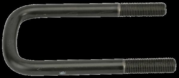 125356 Стремянка М22х2,5 226х93мм рессоры SCANIA
