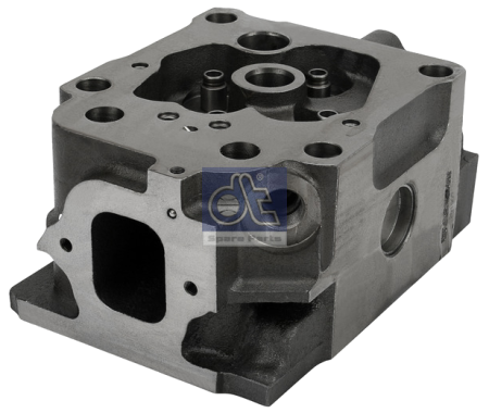 462027 Головка блока цилиндра двигателя MB, голая