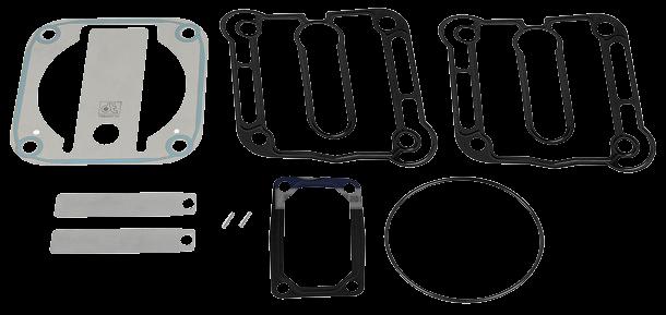 SEB22532 Кмт металлических прокладок ГБЦ компрессора