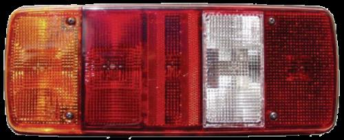 Стекло фонаря заднего 0205, АТ-1205/L