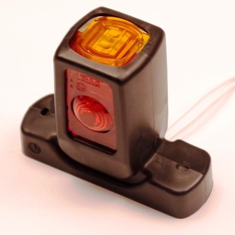 5710219 Фонарь габаритный LED квадрат, трехсторонн