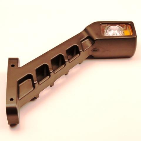 5710221L Фонарь габаритный LED квадрат, 2 диода 12