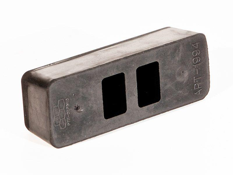 199400_1 Буфер-отбойник резиновый 140х50х40 Ø