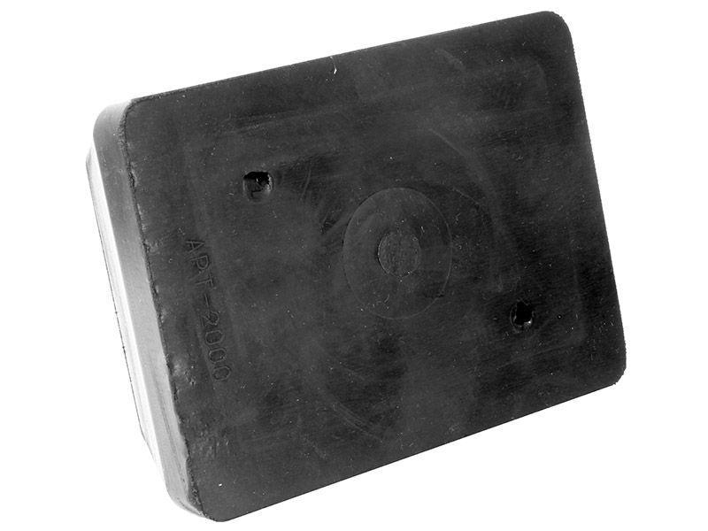 200000_2 Буфер (отбойник) резиновый «СЛОН» 165х125