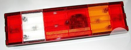5601342 Задний фонарь Мercedes Actros левый разъём