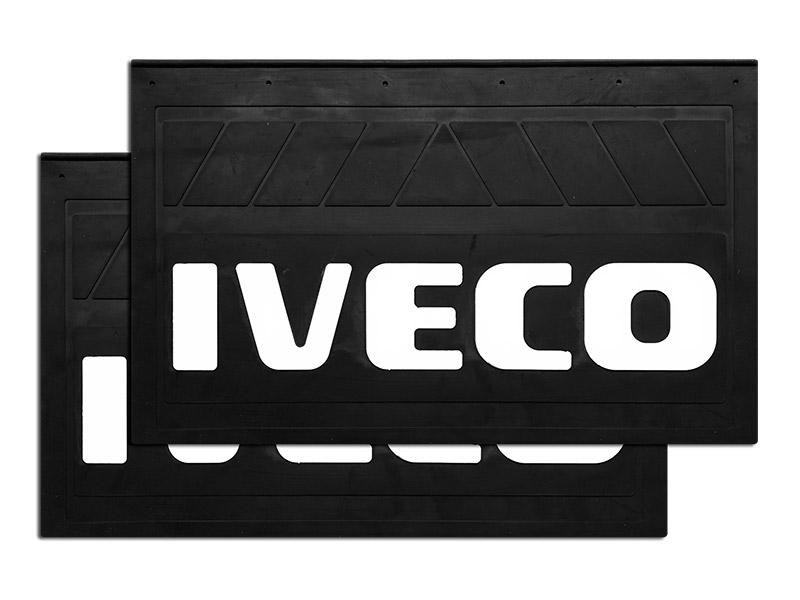 82531 Брызговик IVECO 580x360mm задний к-т 2 шт