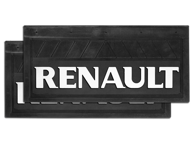 90115 Брызговик 520х250mm Renault передний к-т 2 ш