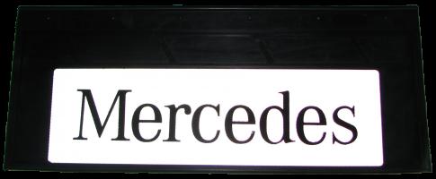 90122 Брызговик 660х270mm Mercedes задний светоотр