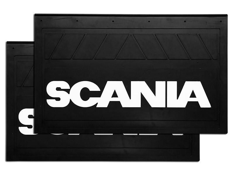 90137 Кмт задних брызговиков SCANIA 580x360mm