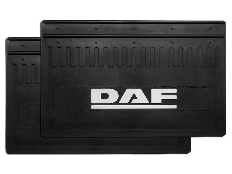91133 Брызговик 520х330mm DAF передний к-т 2 шт