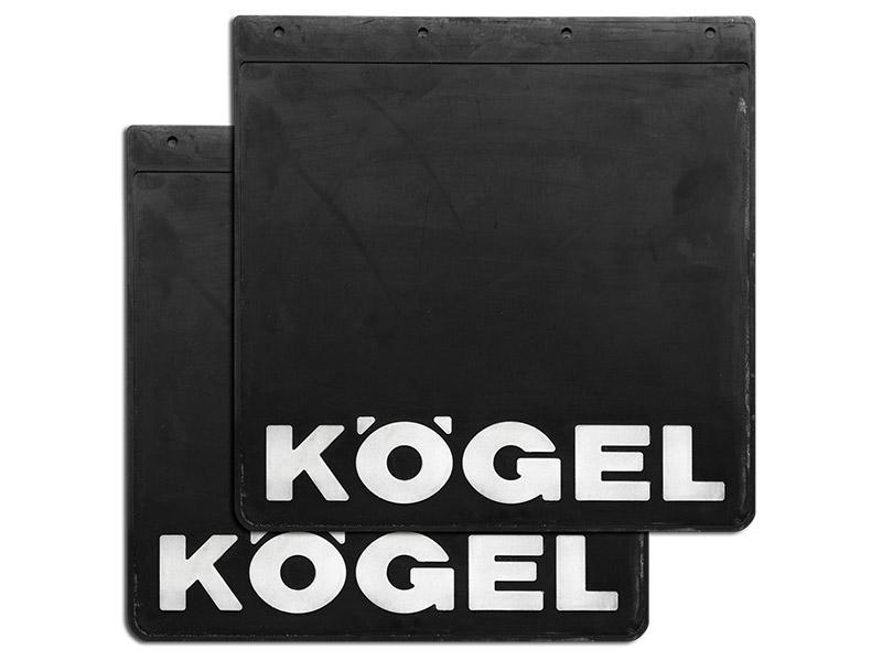350381112 К-кт брызговиков KOGEL 400x400 2шт